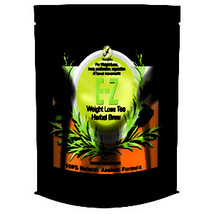 E-Z Detox Tea. Delicious Cleansing Tea for Flat Belly and Weight Loss.