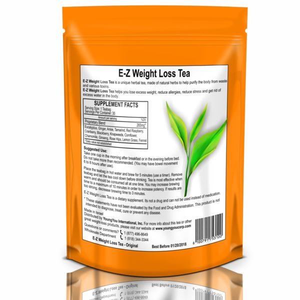 YoungYou E-Z Body Cleanse Diet Tea