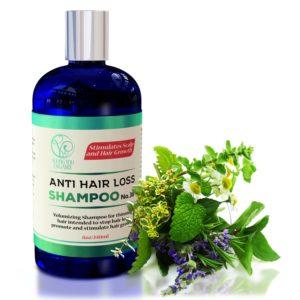 Hair Loss Shampoo – Stimulates Scalp and Hair Growth