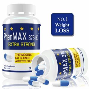 PhenMax Thermogenic Fat Burner