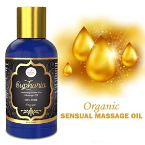 Young You Euphoria Sensual Massage Oil