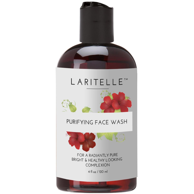 Laritelle Organic Purifying Face Wash 4 oz