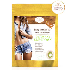 YoungYou Detox and Cleanse Tea. Weight Loss for Women