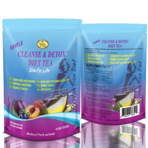 YoungYou Slim for Life Cleanse & Detox Diet Tea
