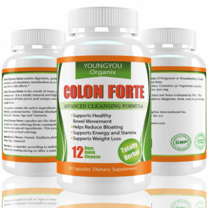 YoungYou Healthy Colon Cleanser