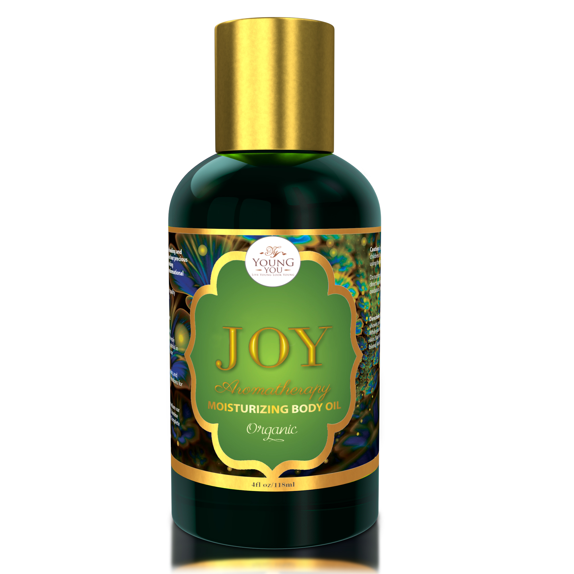 YoungYou Joy Body Oil
