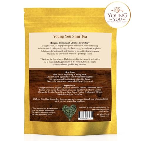 Effective weight loss tea
