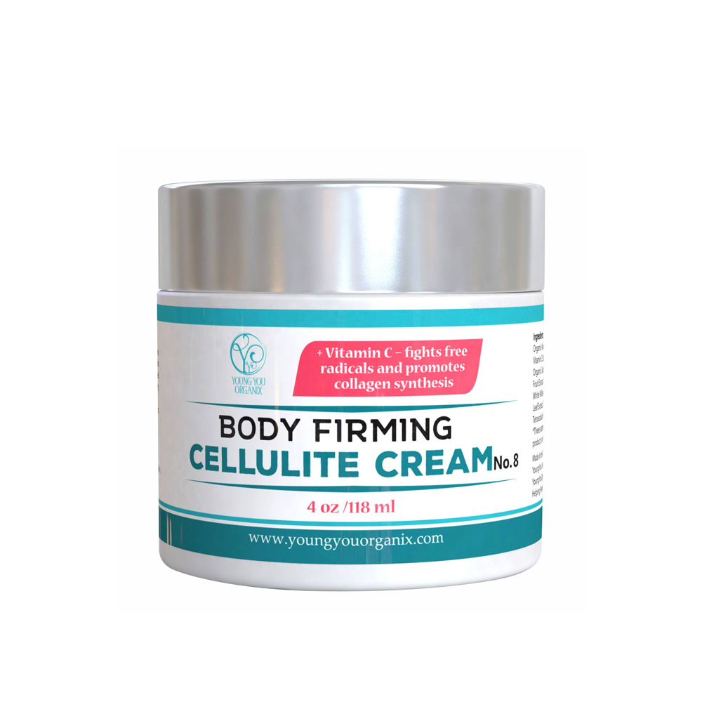 Body Firming Anti Cellulite Cream with High Concentrations