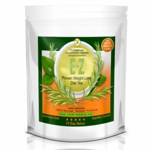 Weight Loss Tea E-Z Diet Tea 30 Tea Bags